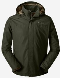 Eddie Bauer Rainfoil Packable Jacket (L & XL)