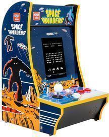 Space Invaders Counter Arcade Machine