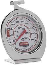Rubbermaid Stainless Steel Instant Read Thermometer