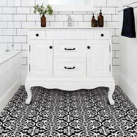 10pk Gothic Peel & Stick Tiles