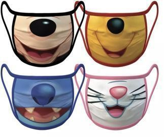 Pre-Order Alert - Disneys Cloth Face Masks