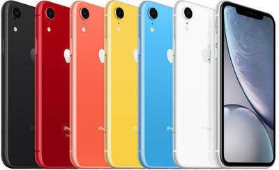 Apple iPhone XR 64GB Factory Unlocked Smartphone (Refurb)