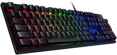 Razer Huntsman Opto-Mechanical Switch RGB Wired Gaming Keyboard