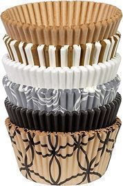 Wilton Elegance Cupcake Liners, 150 Count