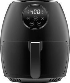 CHEFMAN TurboFry 3.7qt Digital Air Fryer, Black