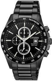 Citizen Men's Quartz 42mm Chronograph Watch (AN3645-51E, Refurb)