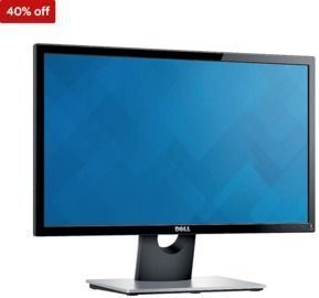 Dell 21.5-inch 1080p LED Monitor