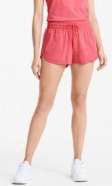 PUMA Women's Basics Knitted Shorts