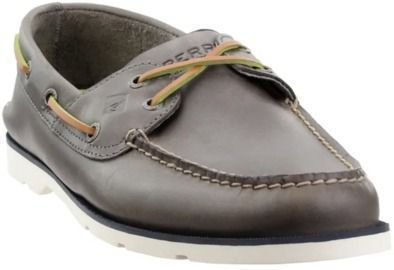 Sperry Men's Leeward 2-Eye Nautical Cross Lace Shoes