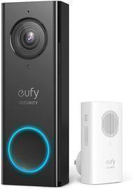 HOT! Eufy Security Wi-Fi 2K HD Video Doorbell + Wireless Chime