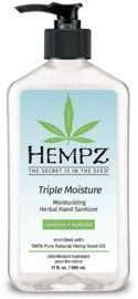 In-Stock! Hempz Hand Sanitizer, 17 fl. oz