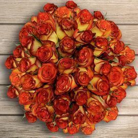 50-Stem Mother's Day Rose Bouqets