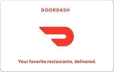DoorDash - $50 Gift Code (Digital Delivery)