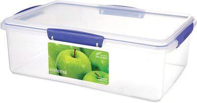 Sistema KLIP IT Rectangular Collection Food Storage Container