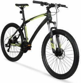Hyper Men's 26 Carbon Fiber Mountain Bike