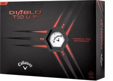 Callaway 2020 Diablo Tour Golf Balls - Buy One, Get One Free
