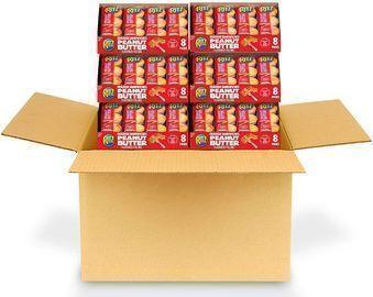 RITZ Peanut Butter Sandwich Crackers, 48pk