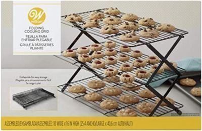 Wilton 3-Tier Collapsible Cooling Rack