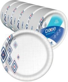 Dixie Everyday Paper Plates - 5pk