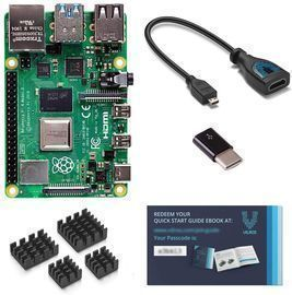 Vilros Raspberry Pi 4 Quickstart Set