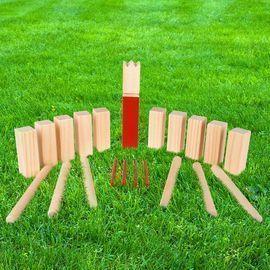 Viking Chess Lawn Game Kubb