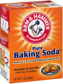 Arm & Hammer Pure Baking Soda (1lb)