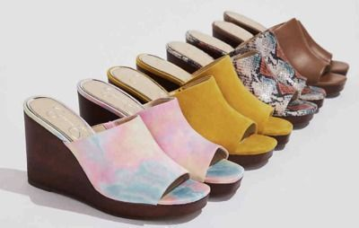 DSW - 50% Off Jessica Simpson, Vince Camuto, Lucky Brand & More