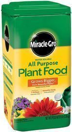 Miracle-Gro 5lb Water Soluble All Purpose Plant Food