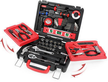 Hyper Tough 102-Piece All Purpose Tool Set