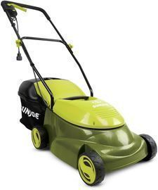 Sun Joe 12 Amp Home Electric Corded Push Behind Lawn Mower - Green