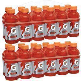 24-Pack of 12oz Gatorade Sports Drink (Fruit Punch)