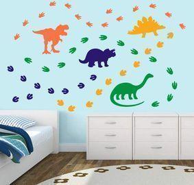 Creative Dinosaur Wall Decals