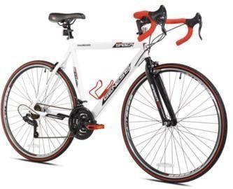 Genesis 700c Saber Men's Road Bike, Medium, White