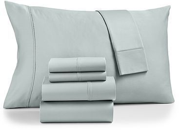 Fairfield Square Collection Brookline 1400-Thread Count 6pc Queen Sheet Set