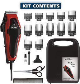Wahl Clipper Clip 'n Trim 2 In 1 Hair Cutting Clipper/Trimmer Kit