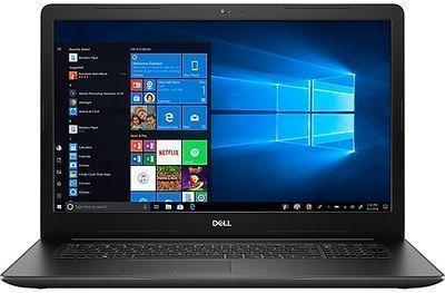 Dell Inspiron 17 3793 17.3 Notebook, Intel i7, 8GB RAM, 128GB SDD/1TB HDD, Windows 10