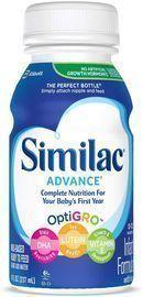 Similac 24pk Advance Infant Formula with Iron, Baby Formula