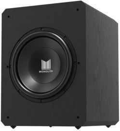Monolith M12-S 12-inch THX Certified 500-Watt Powered Subwoofer