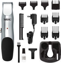 Wahl Cordless Rechargeable Facial Hair Trimmer
