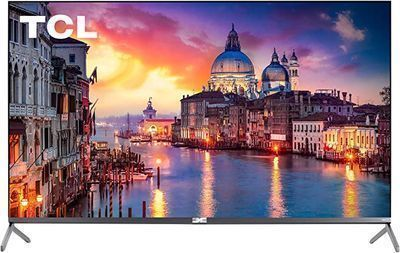 TCL 65 Class 6-Series 4K UHD QLED Dolby Vision HDR Roku Smart TV