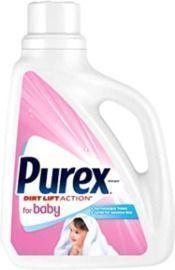 Purex Liquid Baby Laundry Detergent