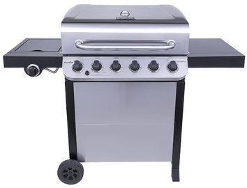 HOT! Char-Broil 6-Burner Gas Grill w/ Side Burner