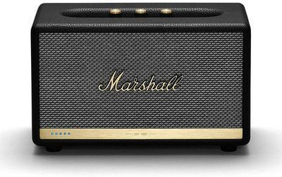 Marshall Acton II Wireless Wi-Fi Multi-Room Smart Speaker w/Alexa