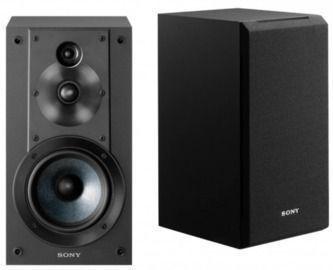 Sony SSCS5 3-Way 3-Driver Bookshelf Speaker