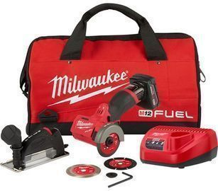 Milwaukee M12 FUEL Tool Kit