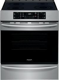 Frigidaire FGIH3047VF Gallery Series 30 Freestanding Slide-In Electric Induction Range with Air Fry