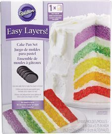 Wilton Easy Layers! 6 Inch (Set of 5) 2105-0112