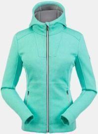 Women's Hoodie Fleece Jacket