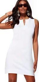 Women's Cotton Shift Dress