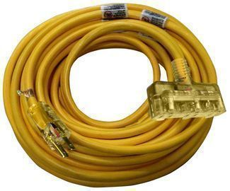 Husky 50 ft. 12/3 Extension Cord